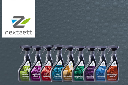 Chemical products from nextzett