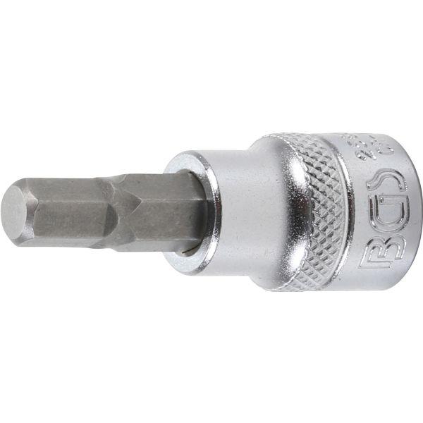 """für Torx T25 T-Profil BGS 2543 Bit-Einsatz10 mm 3//8/"""""""