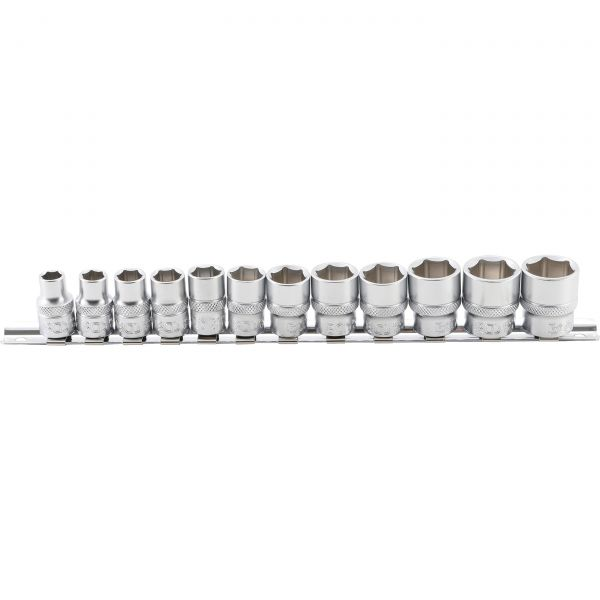 "Socket Set, Hexagon | 10 mm (3/8"") drive 