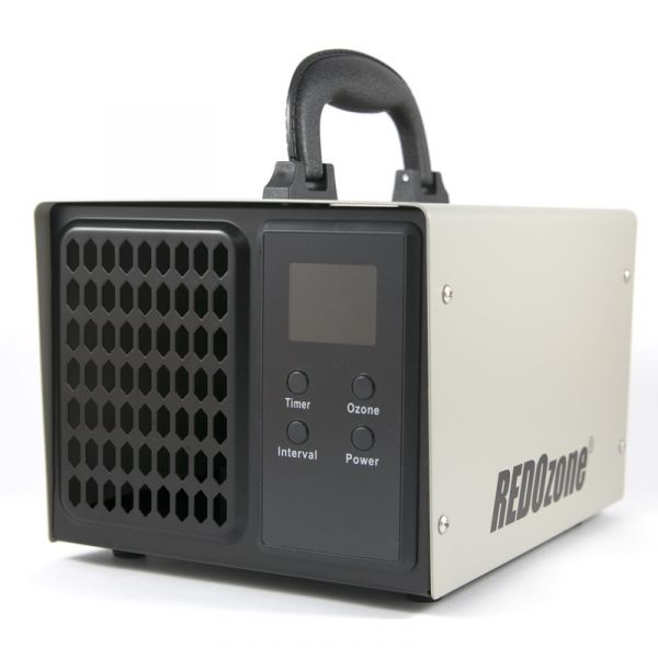 Ozone generator RZ-5000 DT with digital timer and interval function