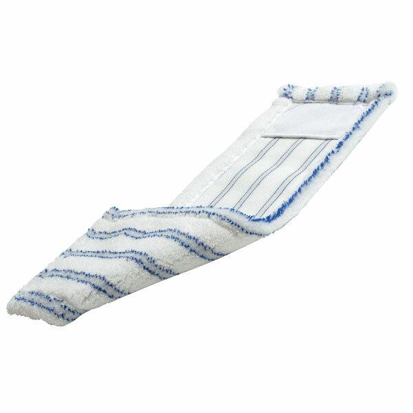 sprintus serpill re microfibre premium 50 cm blanc bleu. Black Bedroom Furniture Sets. Home Design Ideas