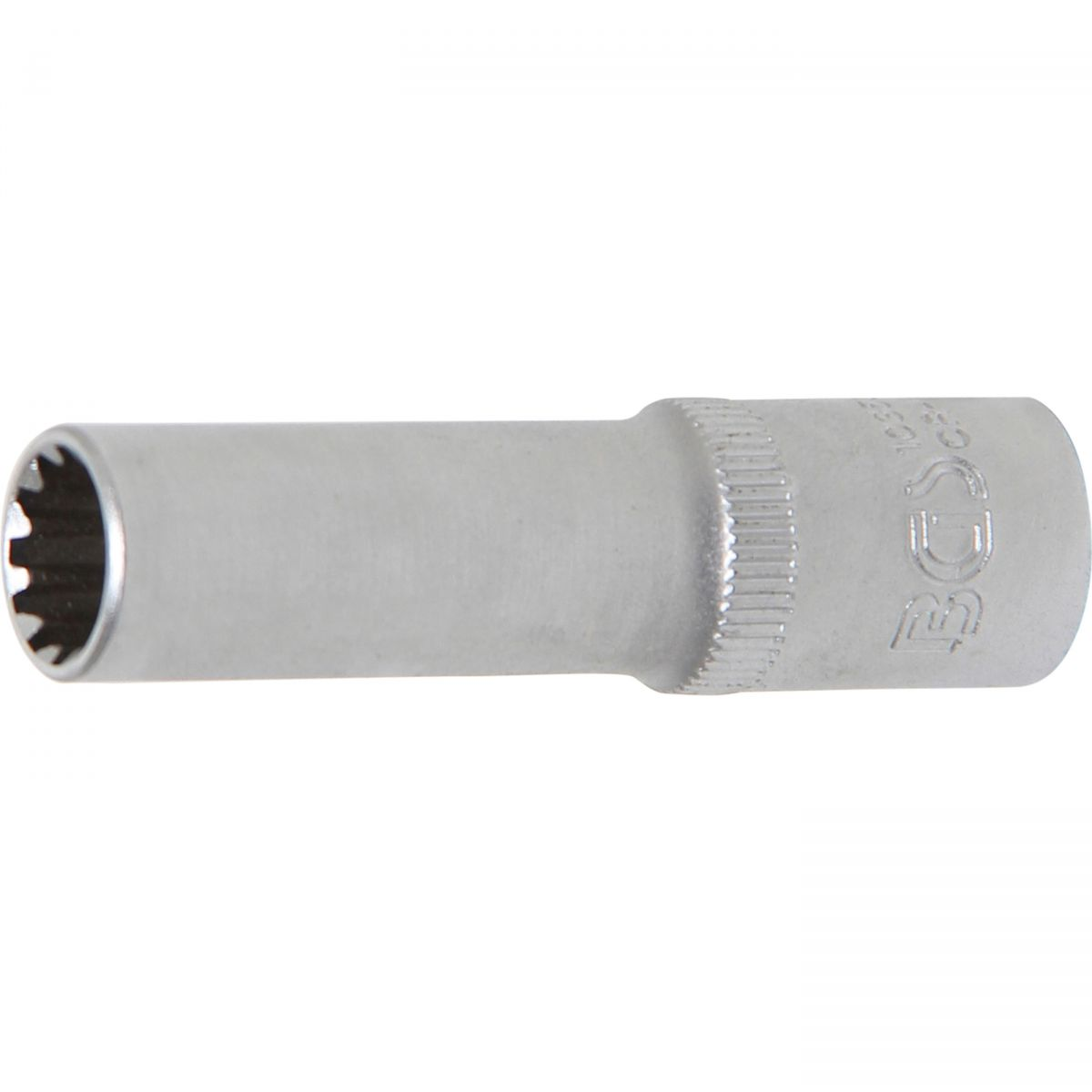 "Socket, Gear Lock, deep | 10 mm (3/8"") drive 