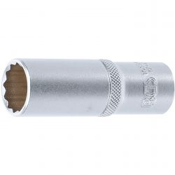 Socket, 12-point, deep | 12.5 mm (1/2